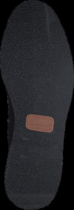 Clarks - Zante Zara Black Leather