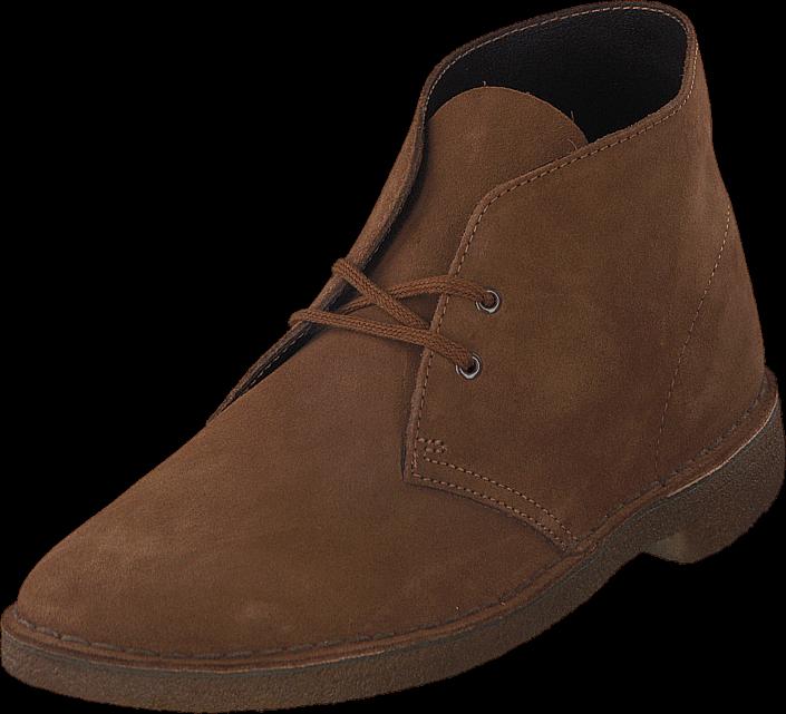 Clarks - Desert Boot Suede Cola