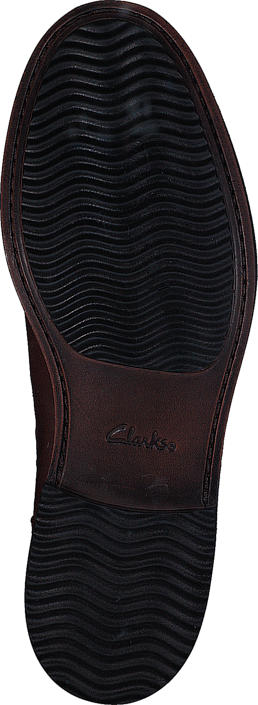 Clarks - Blackford Top British Tan Lea