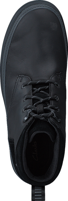 Clarks - RushwayMid GTX Black Leather