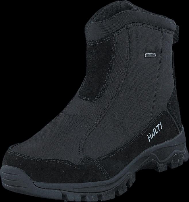 Footway SE - Halti Luse II Mid Spikedx Black, Skor, Kängor & Boots, Vandringskängor, Svart, U 1197.00