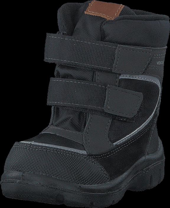 Pax Pumla Black, Sko, Boots, Høye boots, Svart, Unisex, 20