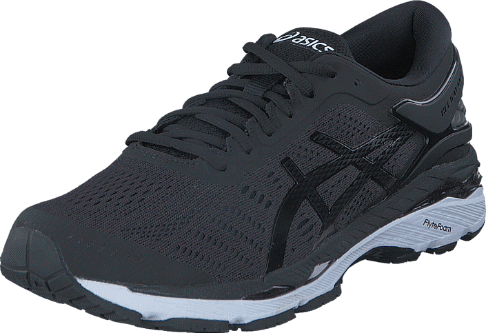 Asics - Gel Kayano 24 Black / Phantom / White