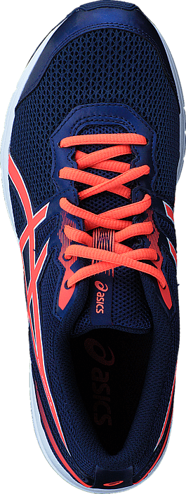 Asics - Gel Zaraca 5 Gs Indigo Blue/Flash Coral/White