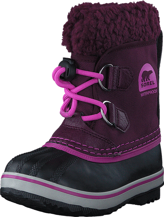 Sorel - Yoot Pac Nylon 562 Purple Dahlia