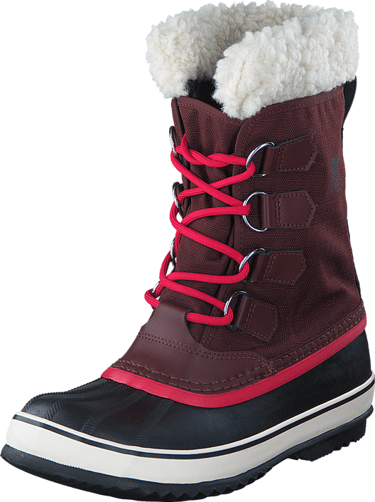 Sorel Winter Carnival 628 Redwood, Candy Apple