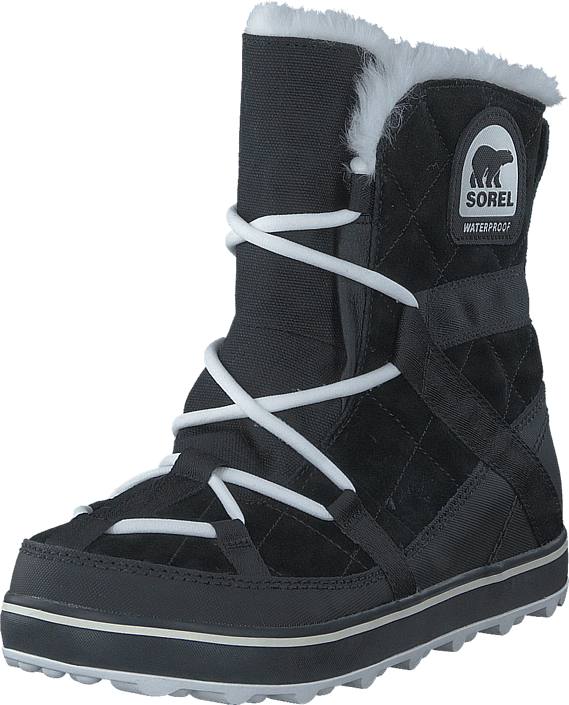 Sorel - Glacy Explorer Shortie 010 Black