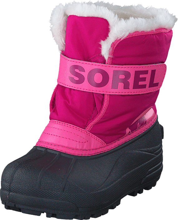 Sorel - Snow Commander 652 Tropic Pink, Deep Blush