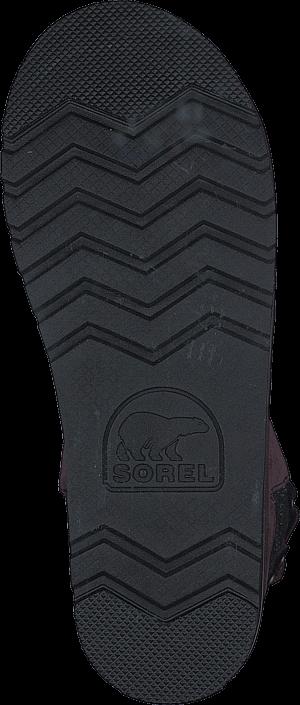 Sorel - Newbie 628 Redwood Black
