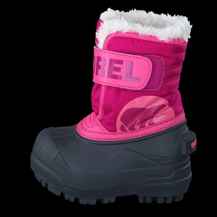 Osta Sorel Snow Commander Toddler 652 Tropic Pink 61a5d73a3c