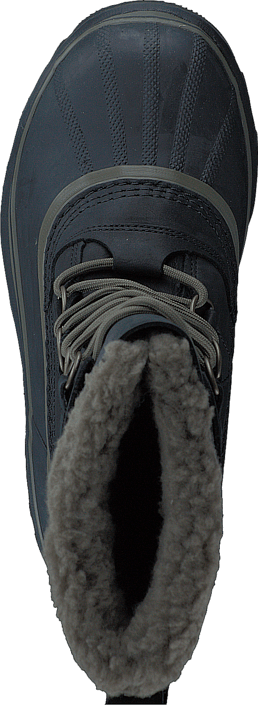 Sorel Caribou Wool 010 Black Nori