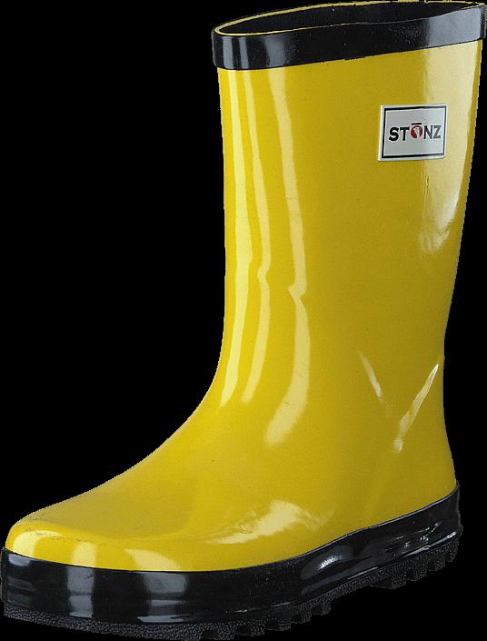 Stonz Stonz Rain Bootz Yellow