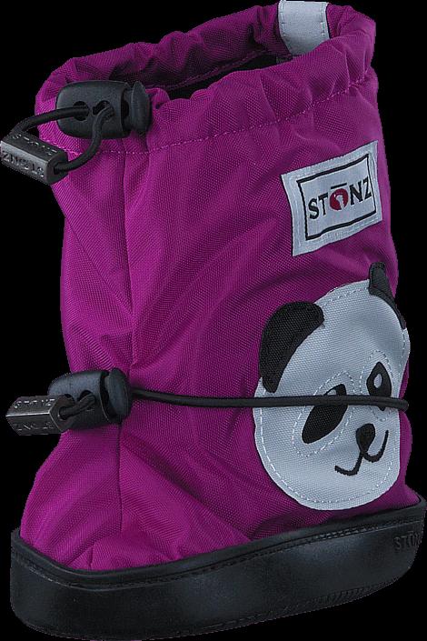 Stonz Stonz Booties Panda - Magenta