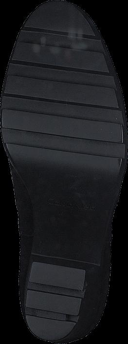 Calvin Klein Jeans - Sandy Suede BLK