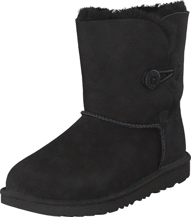 UGG Australia Bailey Button II Black