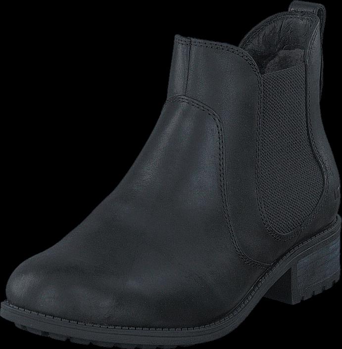 Footway SE - UGG Australia Bonham Black, Skor, Kängor & Boots, Chelsea Boots, Svart, Dam, 36 1947.00