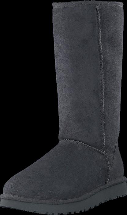 Footway SE - UGG Classic Tall II Grey, Skor, Kängor & Boots, Fårskinnsstövlar, Lila, Dam, 36 2947.00