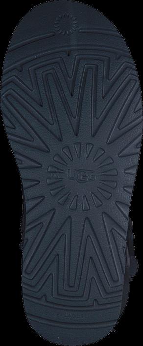 UGG Australia - Mini Bailey Button II Grey