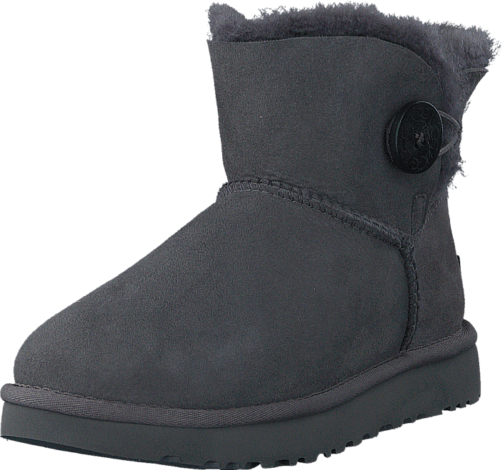 UGG - Mini Bailey Button II Grey