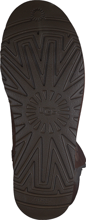 UGG Australia - Bailey Button II Chestnut