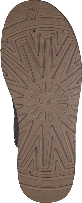 UGG Australia Classic Short II Metallic Driftwood