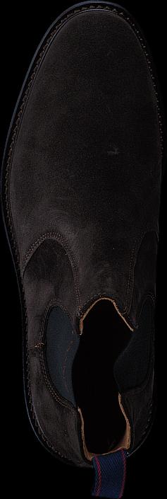 Gant - Spencer G46 Dark Brown Suede