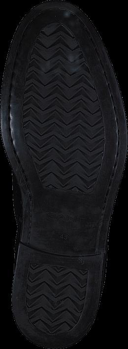 Gant Oscar G46 Dark Brown Leather