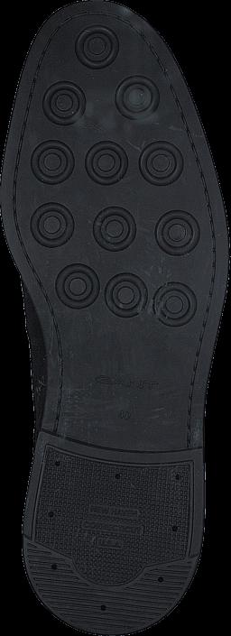 Gant - Spencer G00 Black Suede