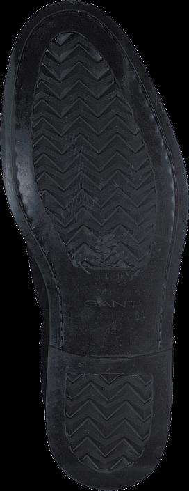 Gant - Oscar G00 Black Suede