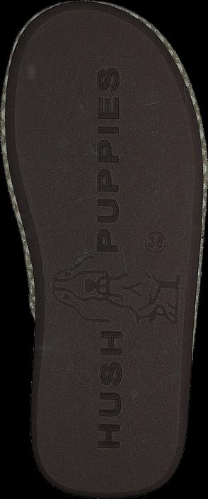 Hush Puppies - Felt Slipper 4901 Offwhite