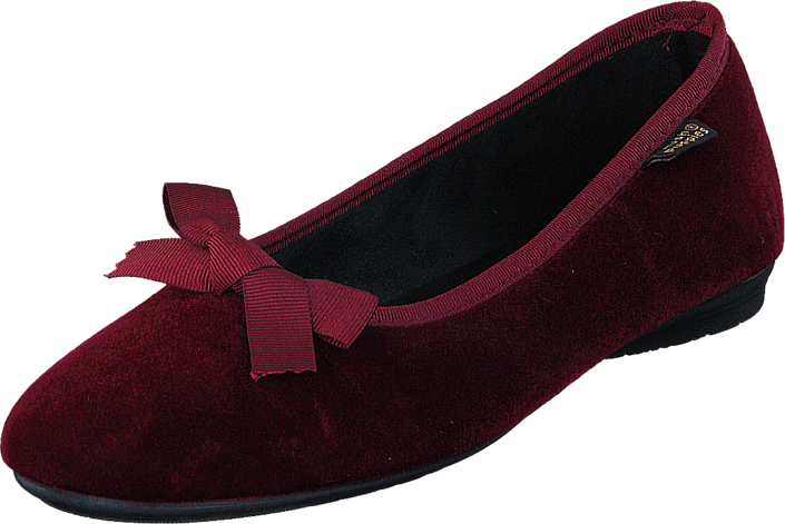 Hush Puppies - Ballerina Burgundy