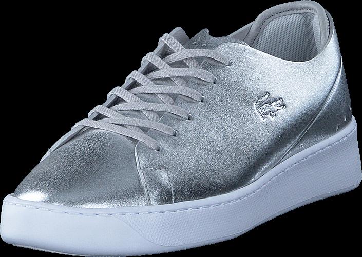 Footway SE - Lacoste Eyyla 317 1 SLV, Skor, Sneakers & Sportskor, Sneakers, Blå, Dam, 37 1197.00
