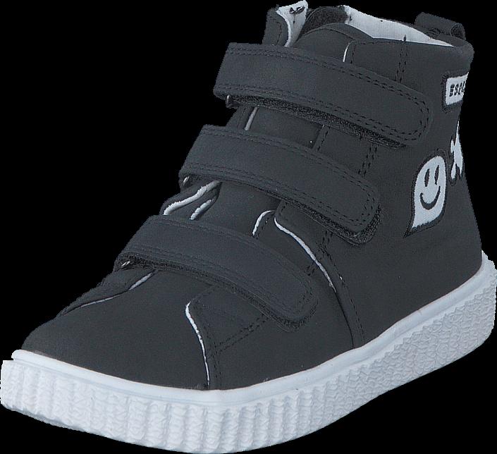 Footway SE - Esprit Fancy Velcro Bo Black, Skor, Kängor & Boots, Curlingkängor, Blå, Unisex,  497.00