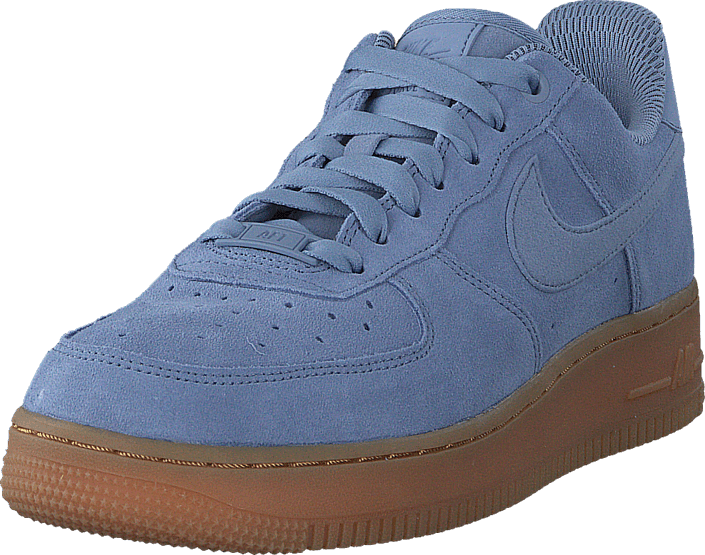 Nike - Wmns Air Force 1 '07 Se Glacier Grey/Grey Med Brown