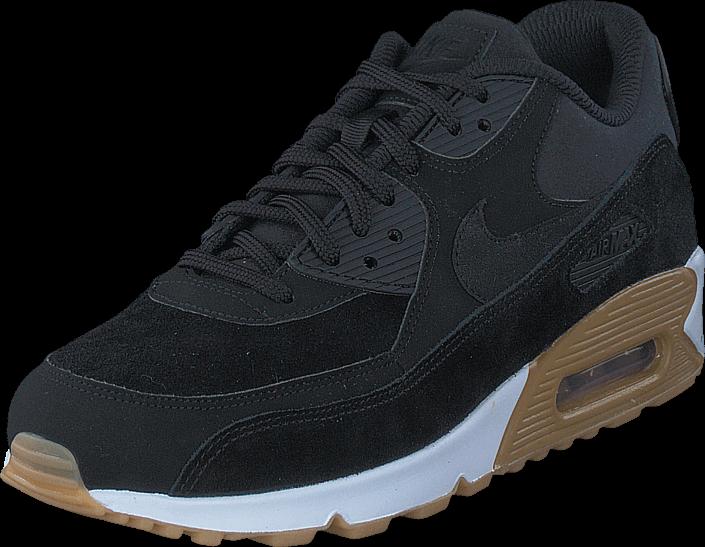 Nike Women's Air Max 90 Se Black/Black Light Brownwhite