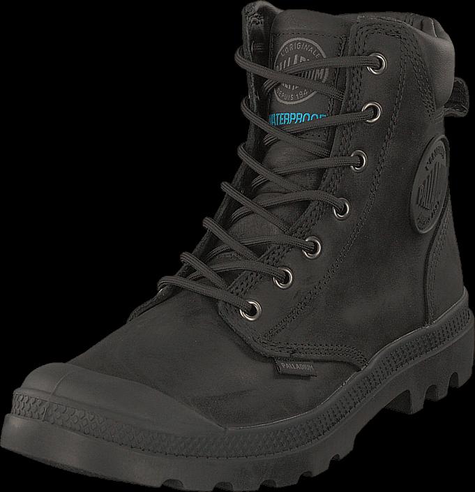 Footway SE - Palladium Pampa Sport Cuff WP LUX Black II, Skor, Kängor & Boots, Kängor, Grå, U 1397.00