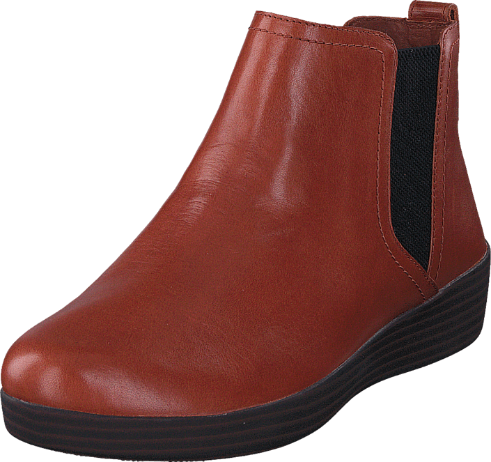 Fitflop - Superchelsea Boot Dark Tan