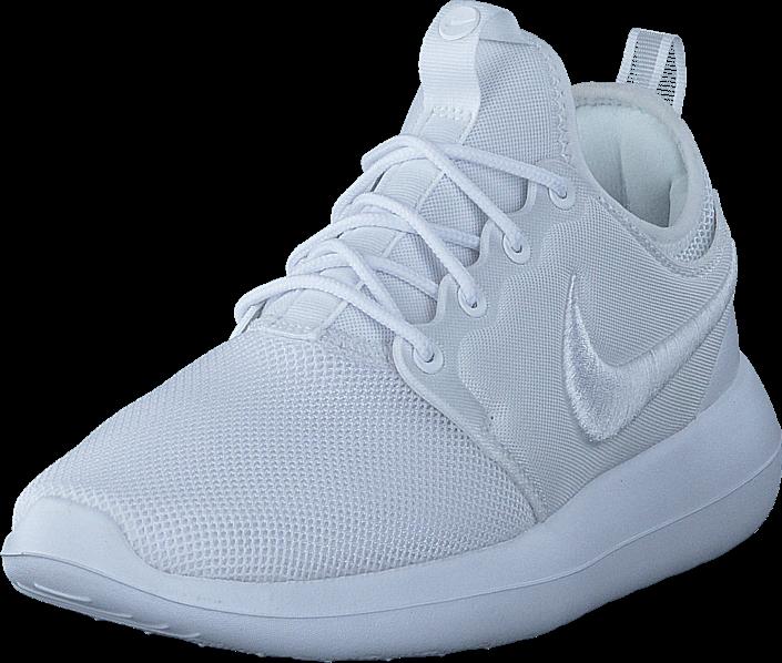Nike Roshe Two Br White/white-glacier Blue