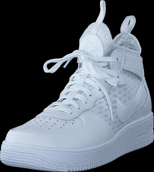 Nike Air Force 1 Ultraforce Mid White/white-white