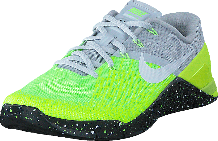 Nike Metcon 3 Training Pure Platinum/black/volt/Green