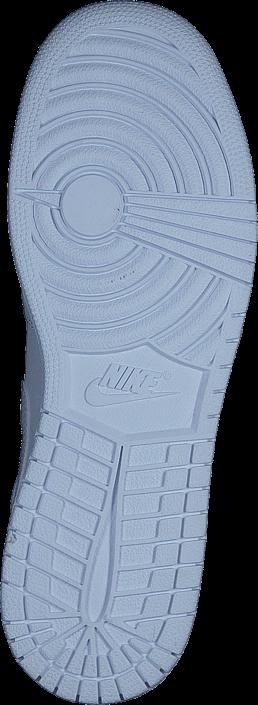 Nike Air Jordan 1 Mid (gs) Shoe White Black White