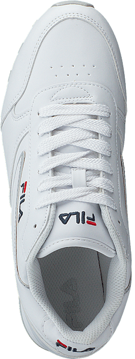 Fila Orbit Low Wmn White