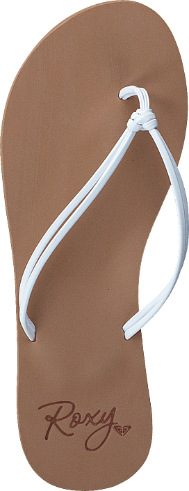 Roxy - Lahaina III White