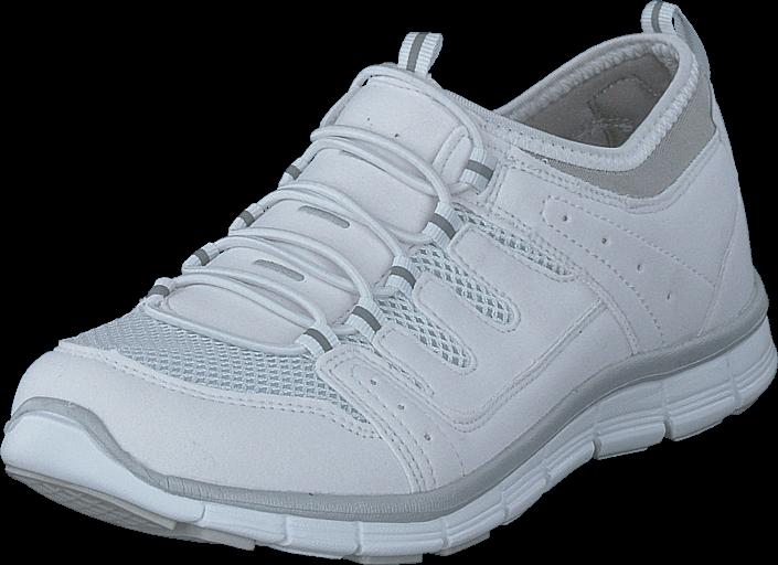 Polecat 435-2311 Comfort Sock White