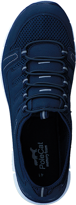 Polecat 435-2311 Comfort Sock Navy Blue