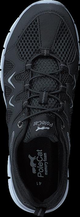 Polecat - 435-3407 Comfort Sock Black