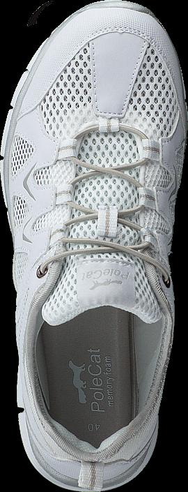 Polecat 435-3407 Comfort Sock White