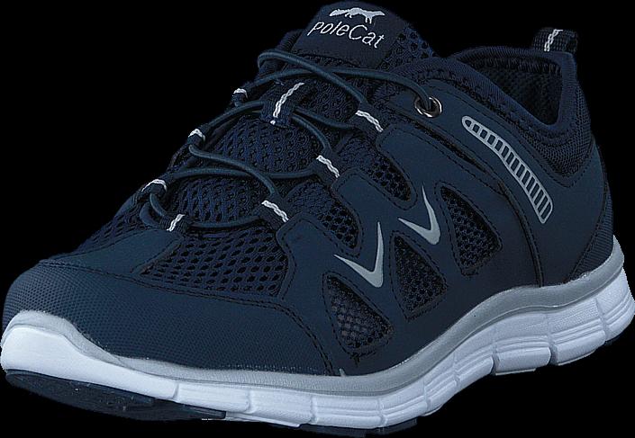 Polecat 435-3407 Comfort Sock Navy Blue