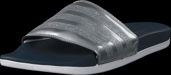 adidas Sport Performance - Adilette Cf+ Explorer W Collegiate Navy/Ftwr White