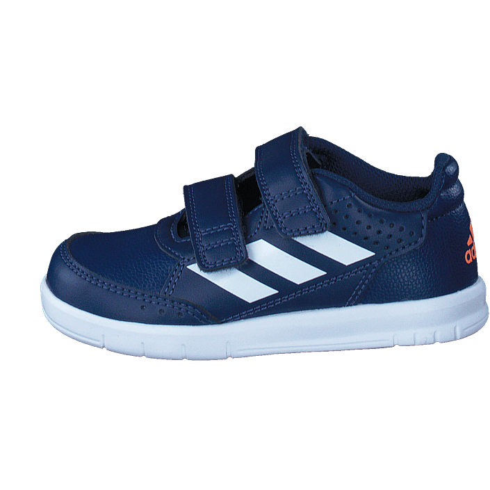 new style f4ab2 a8b50 Buy adidas Sport Performance Altasport Cf I Noble IndigoWhtHi-Res Orange  Blue Shoes Online  FOOTWAY.co.uk